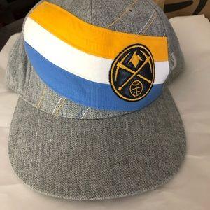 Nuggets Unk NBA hat